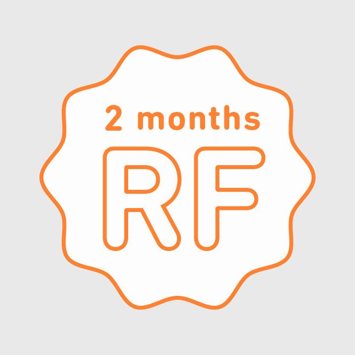 オープンから2ヵ月間のロイヤリティが無料!